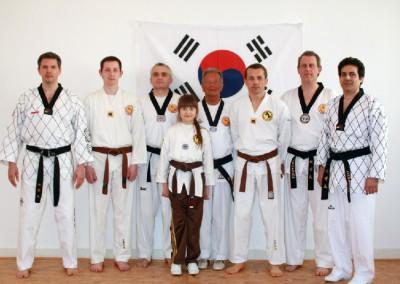 Lizenzlehrgang Gruppenfoto 2011