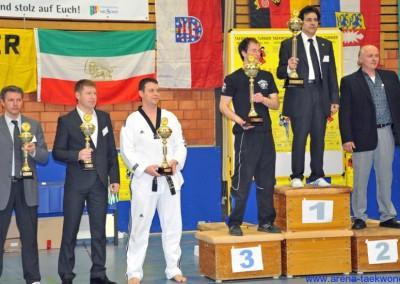 Mannschaftswertung DKK-Pokal 2013