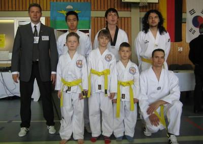 Teilnehmer Sportcenter Mun Hwa in allen Disziplinen