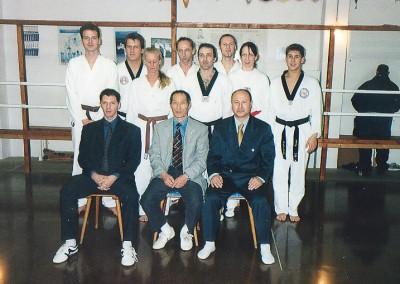 Dan-Prüfungfung 2004 SportcenterMunHwa