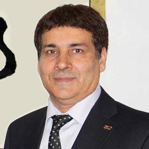 Portrait 1. Vorsitzender